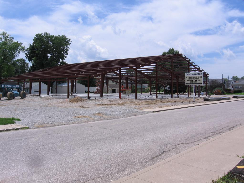 Steel Structure - June 2010